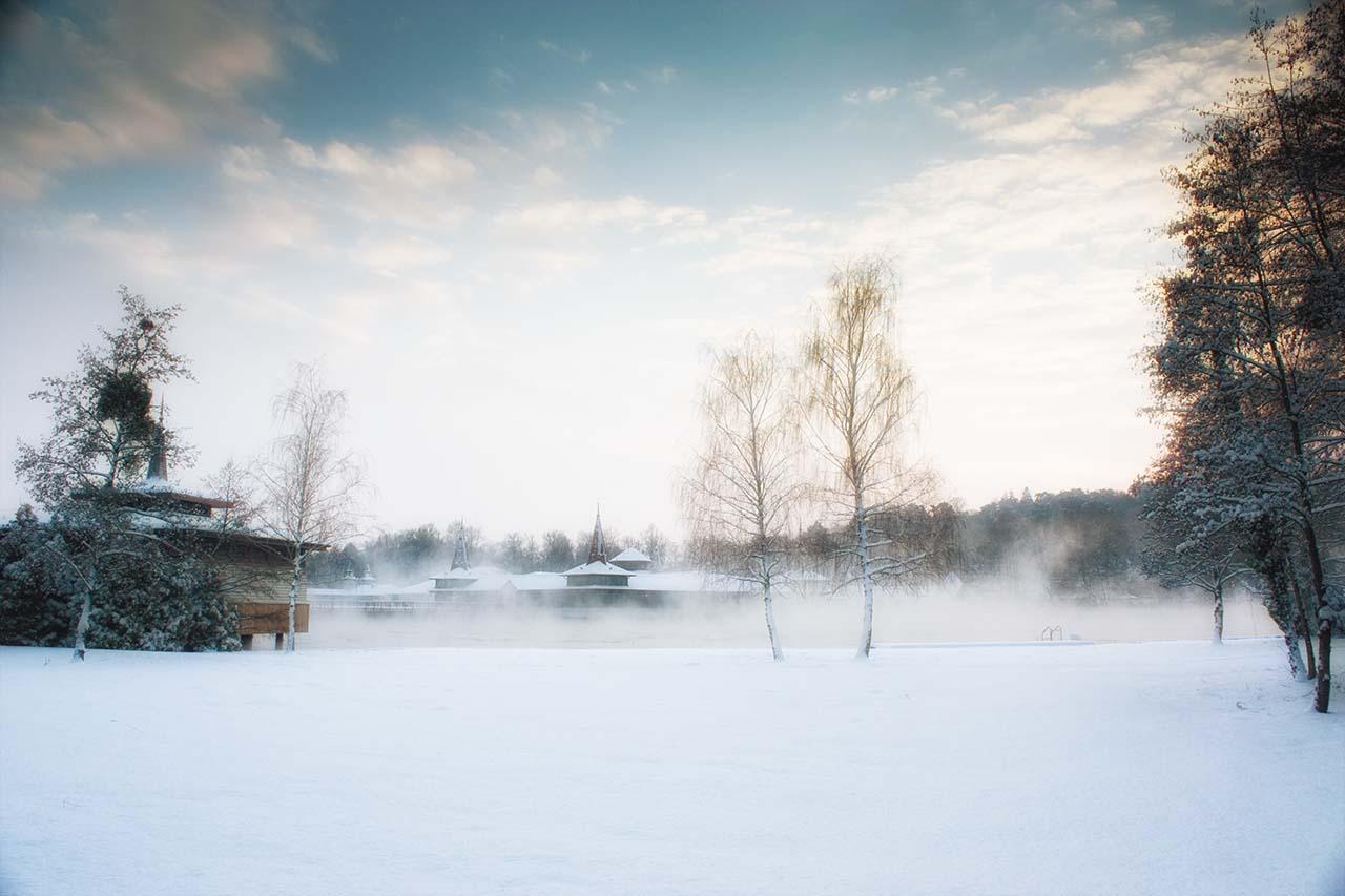 Téli felfrissülés Hévízen